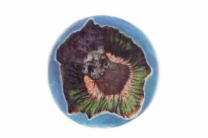 Nisyros island 15.000